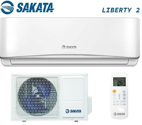 SAKATA Liberty 2 SIH - 25 SGC на 25 кв.м.