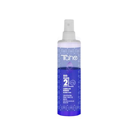 BIO-FLUID-INSTANT 2 PHASE CONDITIONER FOR BLOND HAIR  Двухфазный кондиционер мгновенного действия для светлых волос 300 мл