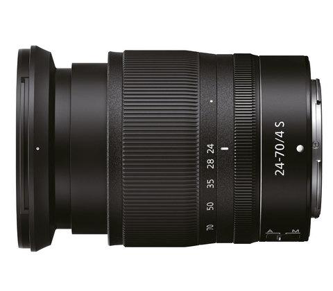 Nikon 24-70mm f/4S Nikkor Z