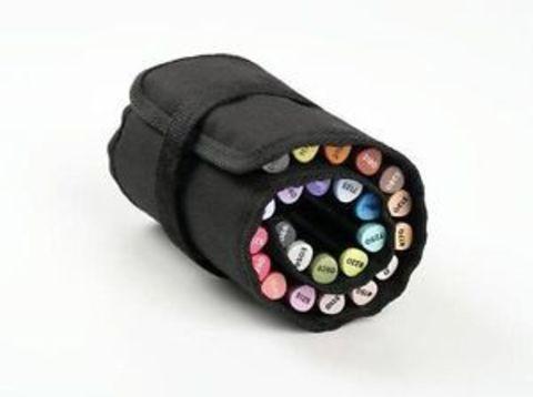 Пенал-свиток GRAPH'IT для 24 маркеров