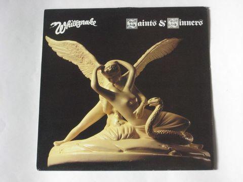 Whitesnake / Saints & Sinners (LP)