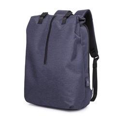 Рюкзак-торба молодёжный для города КАКА 802 синий