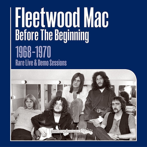 Fleetwood Mac / Before the Beginning (1968-1970)(3CD)