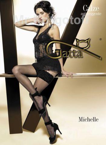 Чулки Gatta Michelle 01