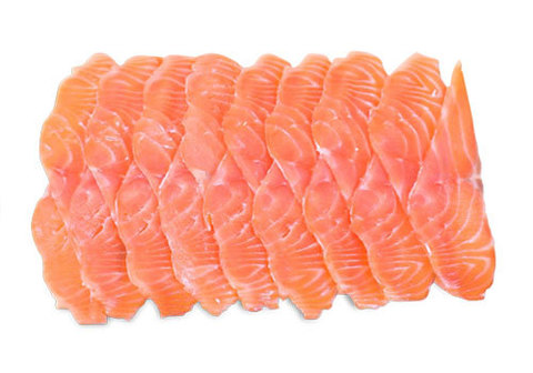 Дальневосточный лосось с/с, филе~500г