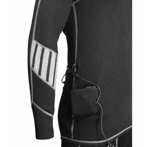 Комплект термобелья с подогревом RedLaika Arctic Merino Wool RL-TM-01 мужской