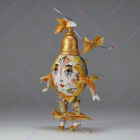 Клоун-яйцо