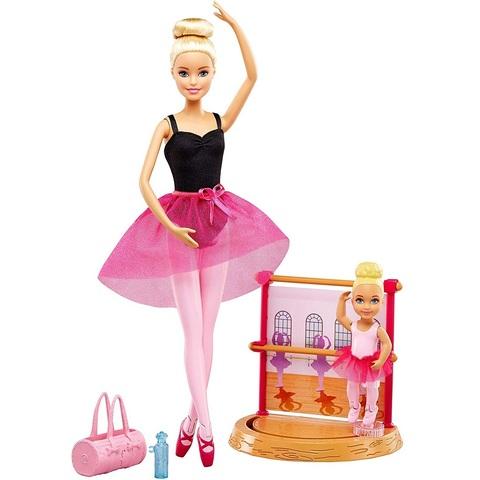 Барби инструктор по Балету