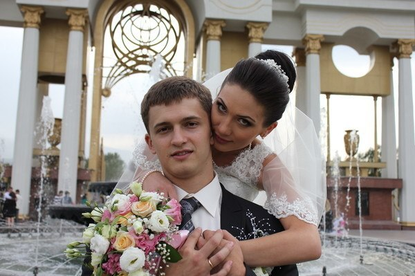 букет невесты из эустомы 17 тыс тг