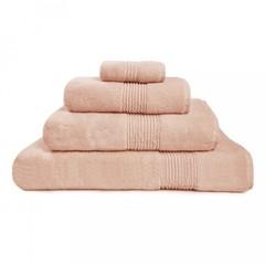Полотенце 30х40 Hamam Galata Organic розовое