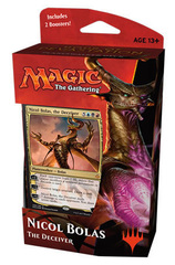Колода Planeswalker'а «Hour of Devastation»: Nicol Bolas (английский)