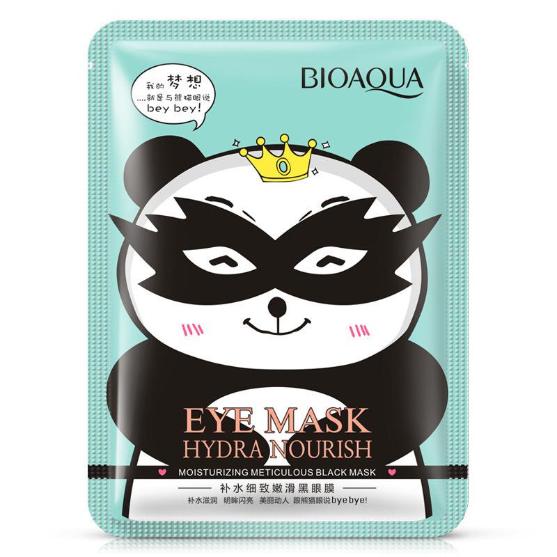 Тканевая маска для кожи вокруг глаз Hydra Nourish снимающая усталость, 15гр
