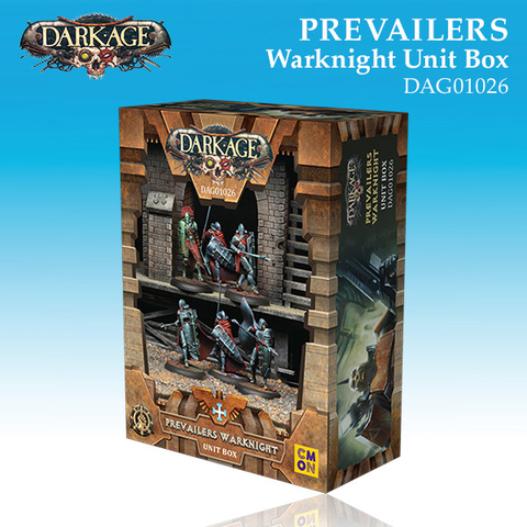 Prevailers Warknight Unit Box (6)