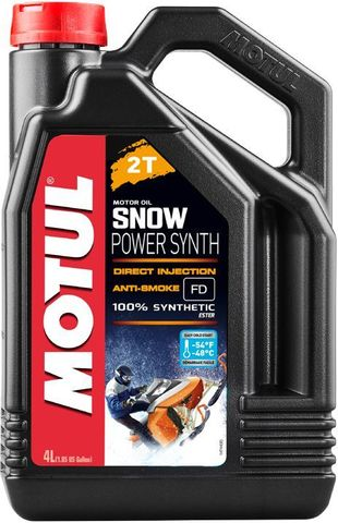 Motul Power SYNT 2T 4L