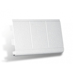 Сайдинг Альта-Профиль откос универсальный белый (0,2х0,65м)