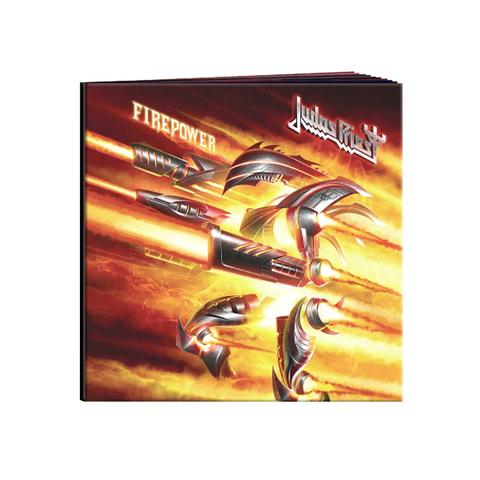 Judas Priest / Firepower (Deluxe Edition)(CD)
