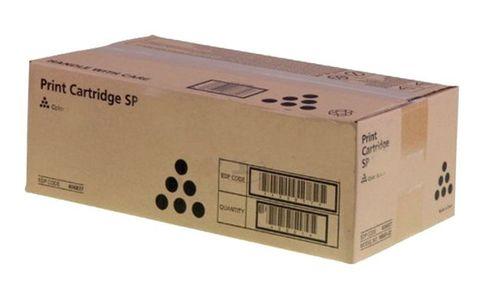 Тонер-картридж Ricoh SP C840E для SP C840DN/C842DN, черный. Ресурс 43000 стр (821259)