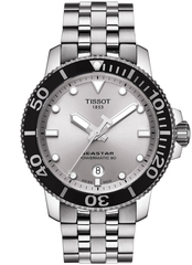 Мужские часы Tissot T120.407.11.031.00 Seastar 1000 Powermatic 80