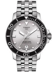 Мужские часы Tissot T120.407.11.031.00 Seastar 1000 Powermatic 80