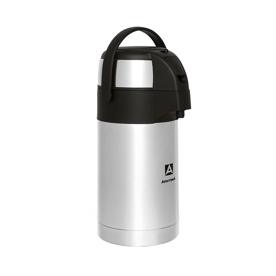 Термос настольный Арктика (2,5 литра), стальной*