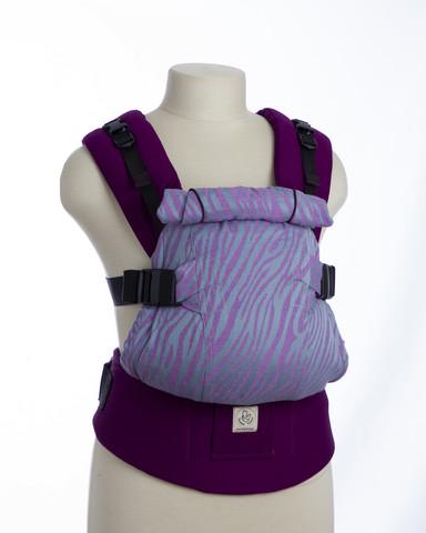 Эрго-рюкзак Мини-люкс kenia mauve фиолетовый