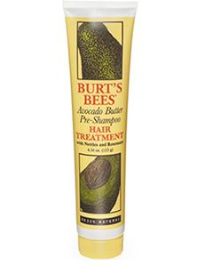 Маска для волос с маслом авокадо, Burt's Bees