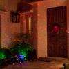 Уличная лазерная подсветка X-31P Синий + Красный (Анимация «Светлячок») (Kvimol)