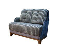 Бахрома диван 2-местный