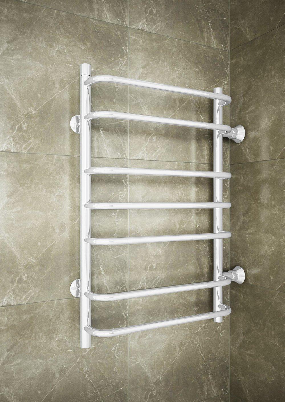 Standart  - водяной полотенцесушитель с боковым подключением .