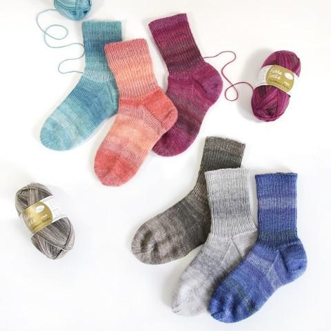 Пряжа для носков Rellana