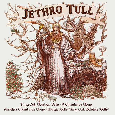 Jethro Tull / Ring Out, Solstice Bells (7