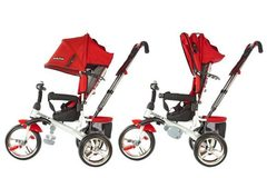 Велосипед Moby Kids Comfort Maxi красный 968SL12/10Red
