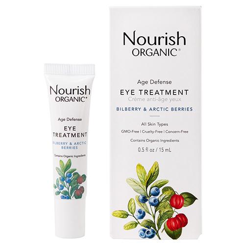 Антивозрастной крем для кожи вокруг глаз