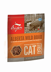 Лакомство для кошек, Orijen Wild Boar, с мясом дикого кабана