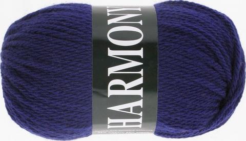 Пряжа Vita Harmony темно-синий 6313