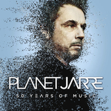 Jean-Michel Jarre / Planet Jarre: 50 Years Of Music (4LP)
