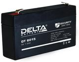 Аккумулятор Delta DT 6015 ( 6V 1,5Ah / 6В 1,5Ач ) - фотография