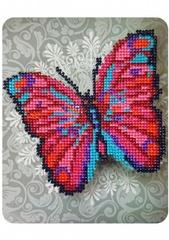 Чудо-бабочка- алмазная картина, M016