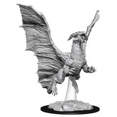 D&D Nolzur's Marvelous Miniatures - Young Copper Dragon