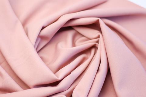Тканина трикотаж ляльковий. Let's make. Відріз 45*50 cм попелясто-рожевий 306918704