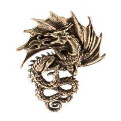 Китайский дракон подвеска