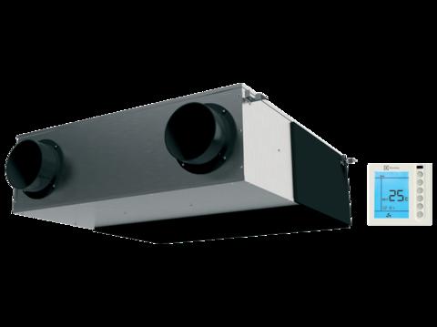 Приточно-вытяжная вентиляционная установка Electrolux EPVS-650