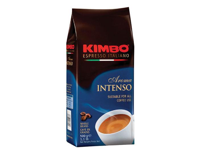 Кофе в зернах Kimbo Aroma Intenso, 500 г (Кимбо)