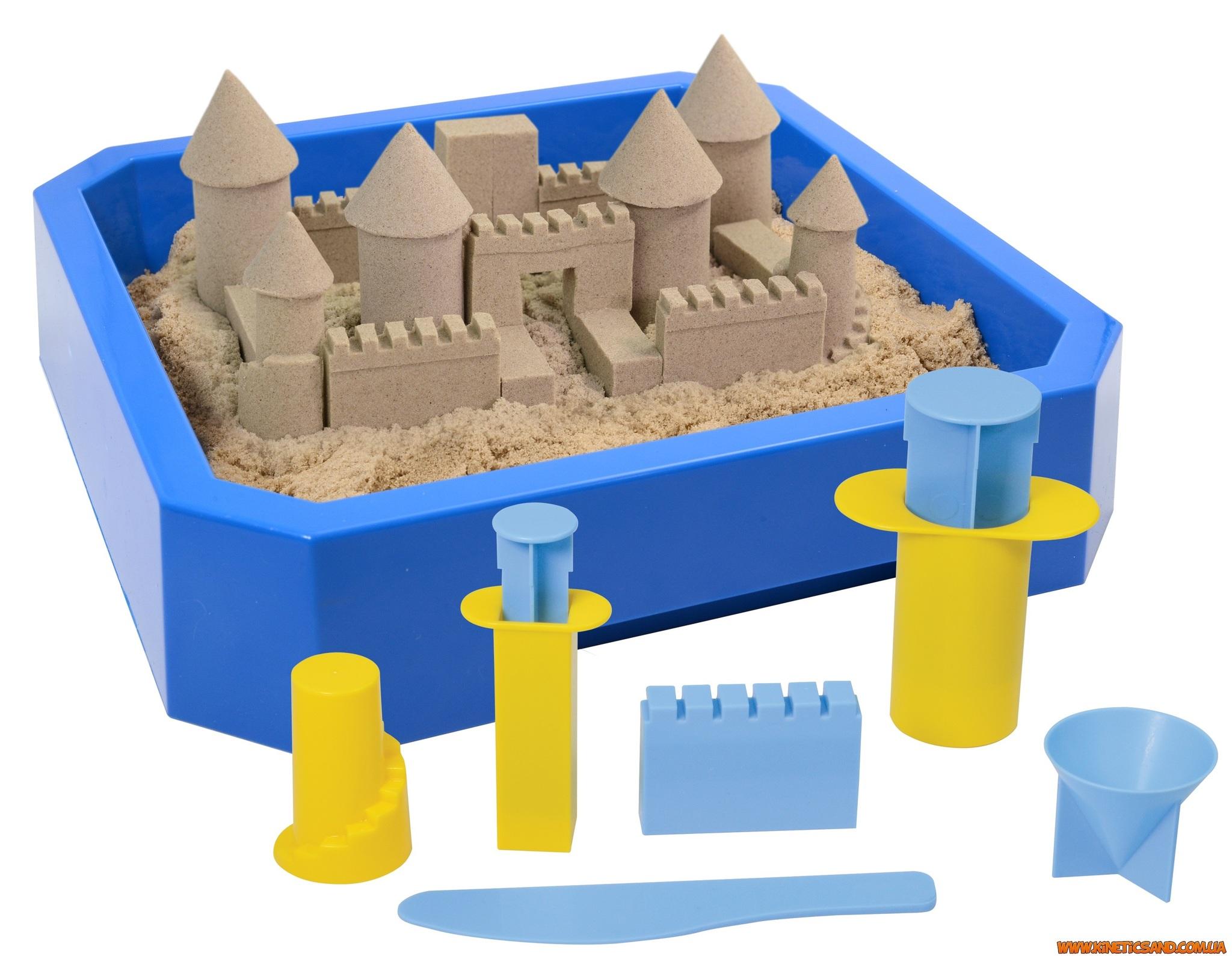 Набор мини формочек «Строим замок»