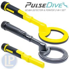 Ручной металлоискатель (пинпойнтер) Nokta Makro Pulse Dive