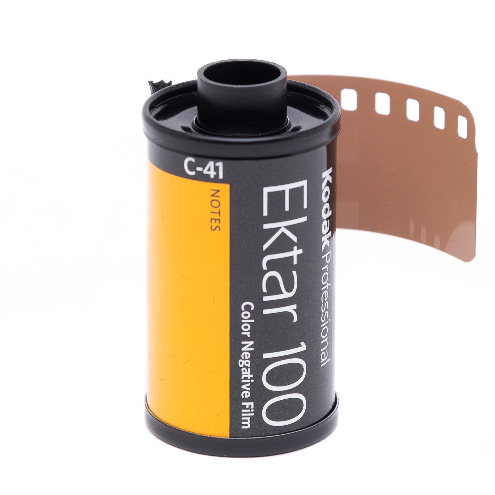 Фотопленка Kodak EKTAR 100/135