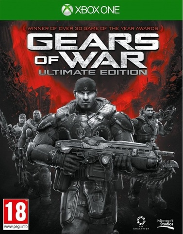 Xbox One Gears of War: Ultimate Edition (русская версия)