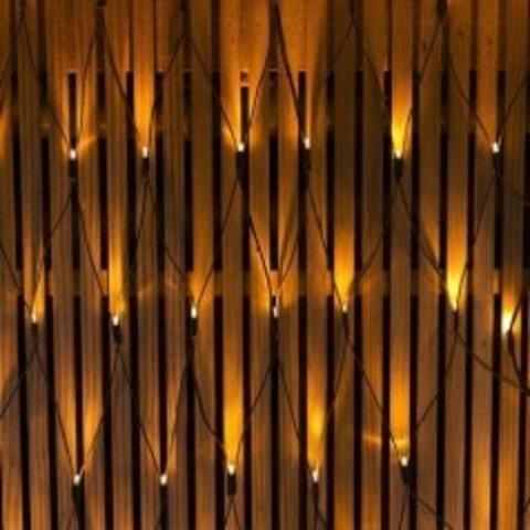 LED Гирлянда сеть 2 на 3 метра 420 LED