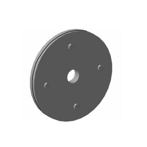 Утяжелитель  МБ  Салют (24кг) круг