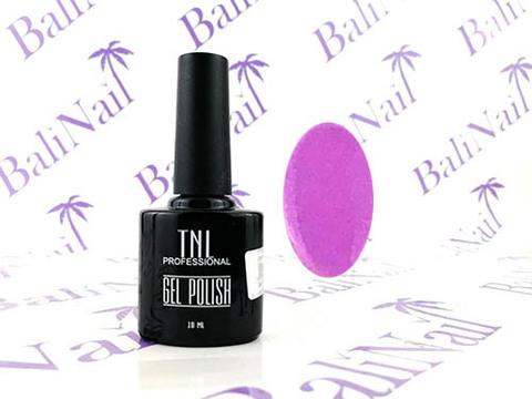 TNL Цветной гель-лак №013 - светло-фиолетовый (10 мл.)